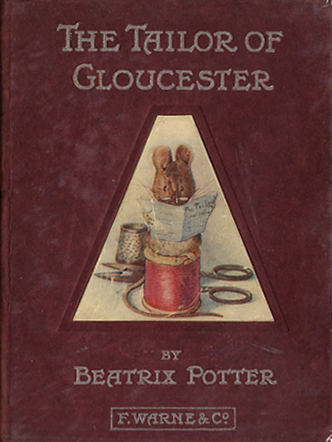 The_Tailor_of_Gloucester_first_edition_cover