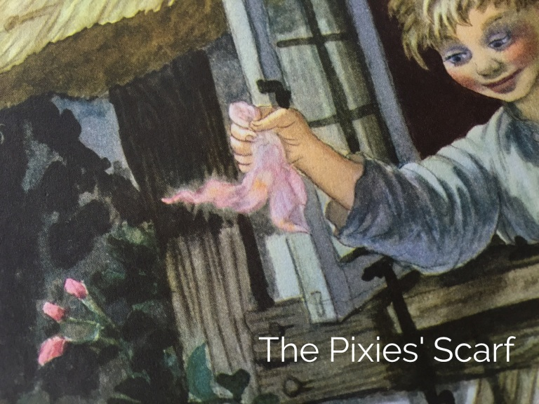 3.the pixies' scarf