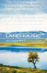 land-music front cover