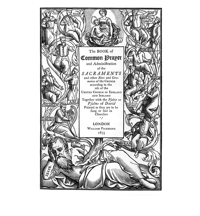 folio society book of common prayer